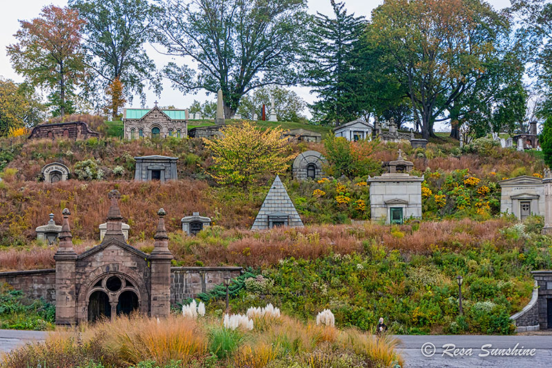 Greenwood Cemetery - A find & private place
